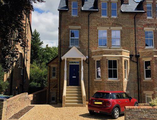 Warnborough Road – North Oxford